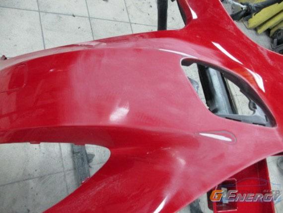 Ремонт и покраска крыши и бампера переднего MERCEDES BENZ