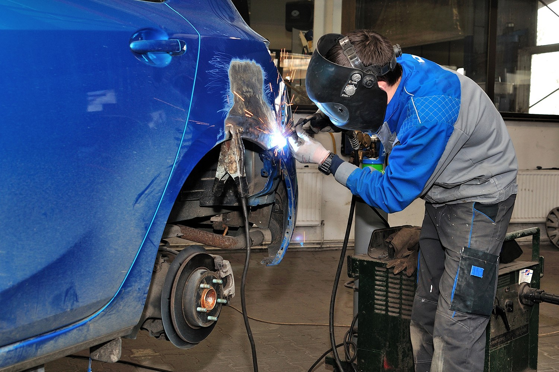 ТОП 10 ошибок кузовного ремонта