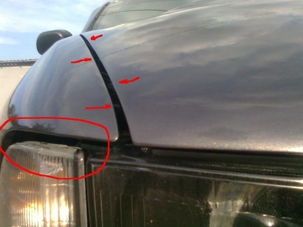 зазоры на автомобиле в Москве