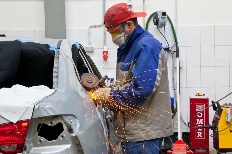 В каких случаях нужен кузовной ремонт автомобиля?